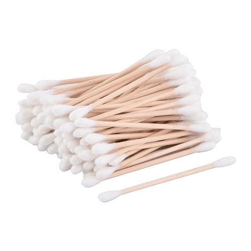 Wattestäbchen ohne Plastik