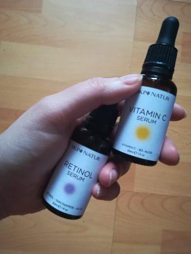 Vitamin C Serum - 20% photo review