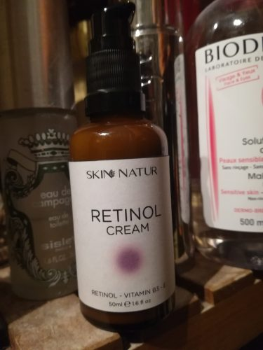 Retinol Creme - 2.5% photo review