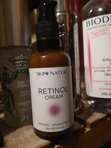 Retinol Creme 2.5% photo review